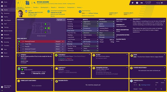 Football Manager 2019: The Hashtag United Challenge screenshot