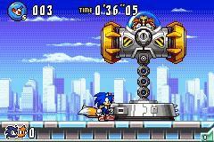 Sonic Advance 3 screenshot