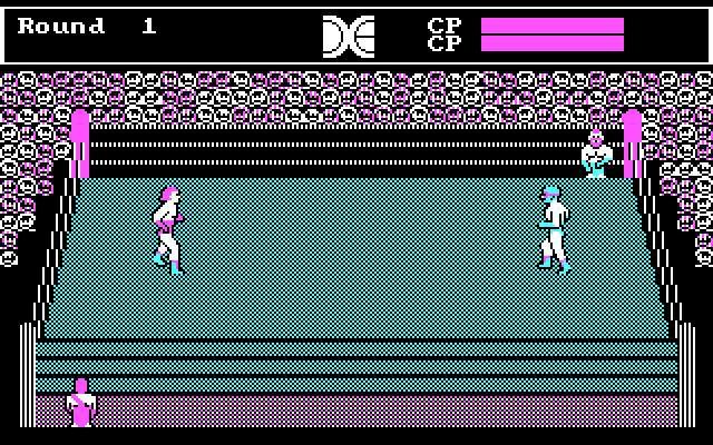 Tag Team Wrestling screenshot