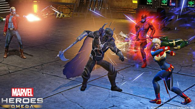 Marvel Heroes Omega - Spider-Man Founder's Pack screenshot