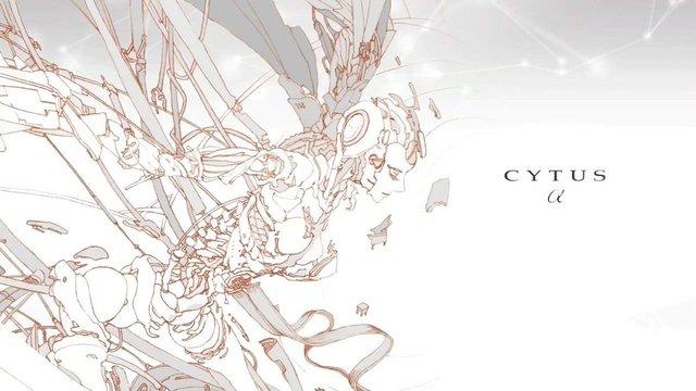 Cytus α screenshot