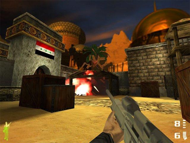 C.I.A. Operative: Solo Missions screenshot