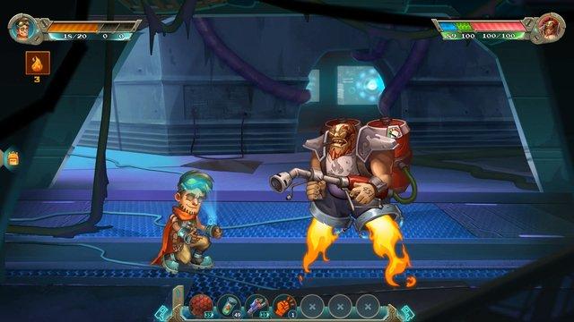 Star Story: The Horizon Escape screenshot