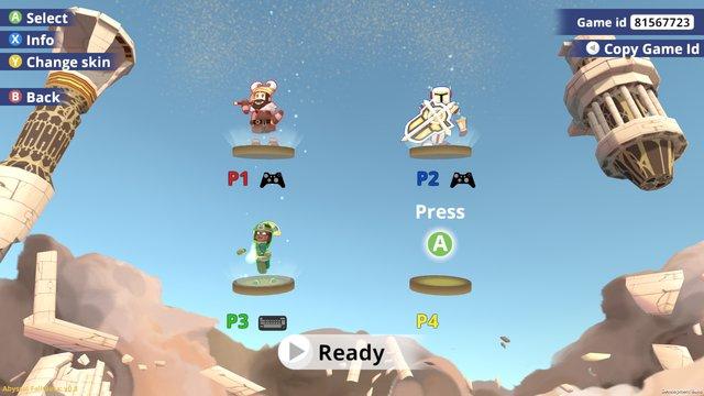 Abyssal Fall screenshot