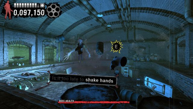 The Typing of The Dead: Overkill screenshot