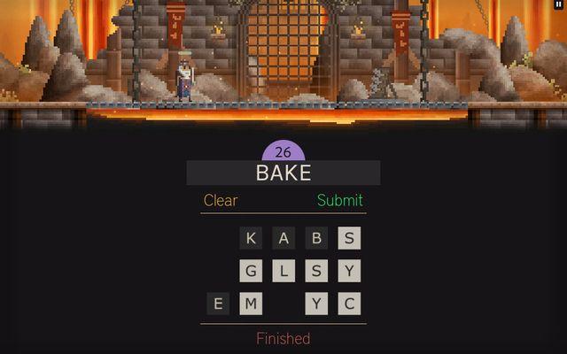 Words for Evil screenshot
