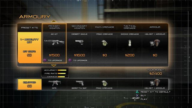 Modern Combat: Domination screenshot
