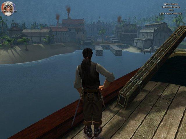 Sea Dogs: City of Abandoned Ships screenshot