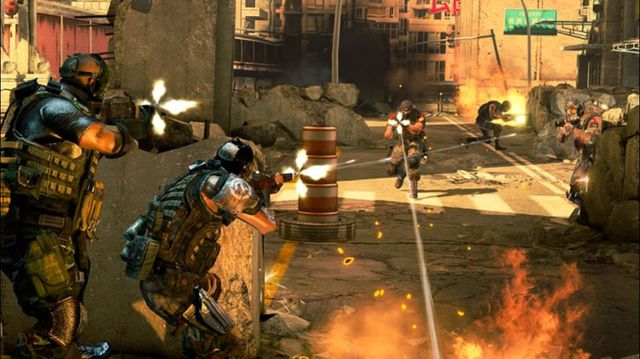 Army of TWO: TFD screenshot