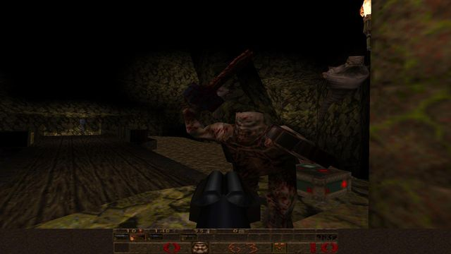 Quake: The Offering screenshot