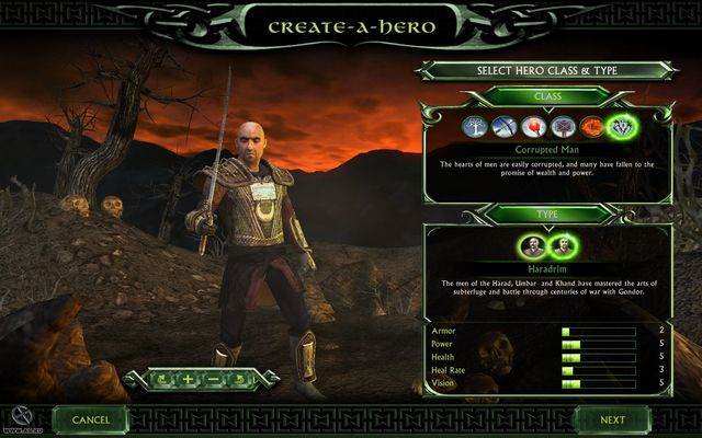 The Lord of the Rings: The Battle for Middle-earth 2 screenshot