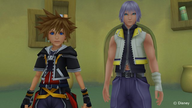 Kingdom Hearts HD 2.8 Final Chapter Prologue screenshot