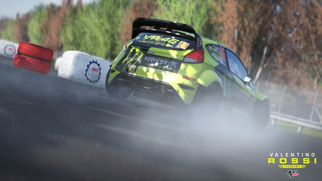 Valentino Rossi The Game screenshot