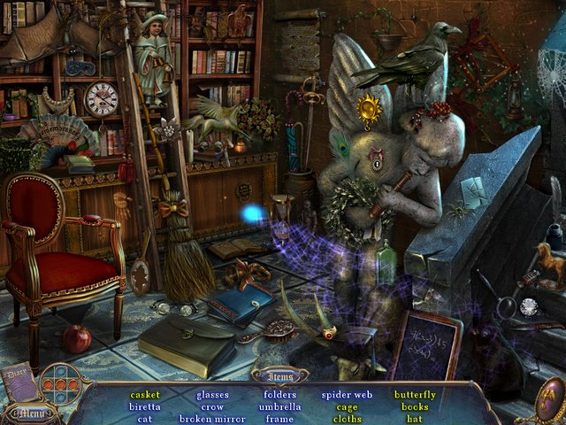 Sister's Secrecy: Arcanum Bloodlines - Premium Edition screenshot