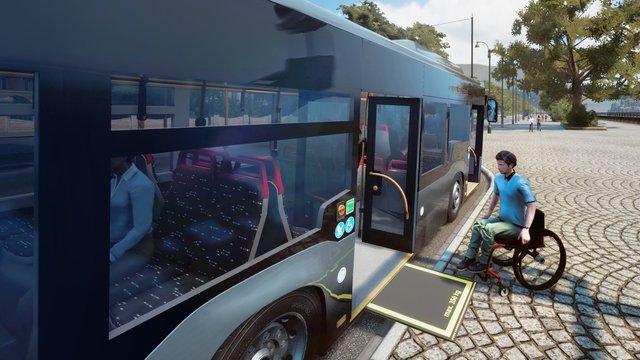 Bus Simulator 18 screenshot