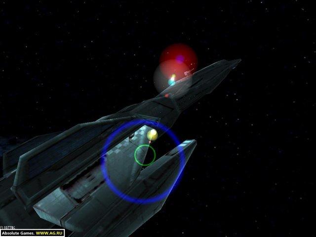 Battlecruiser Millennium screenshot