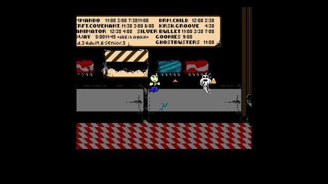 HAUNTED: Halloween '85 (Original NES Game) screenshot