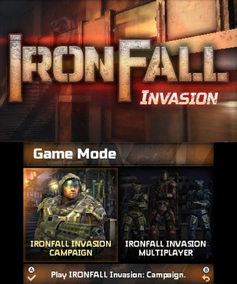 IRONFALL Invasion screenshot