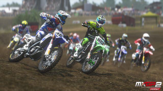 MXGP2 - The Official Motocross Videogame Compact screenshot