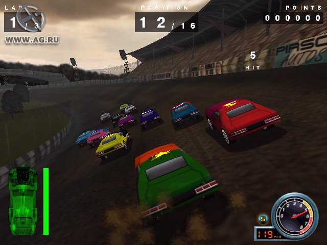 Demolition Racer screenshot