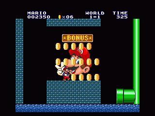 Super Mario All-Stars (1993) screenshot