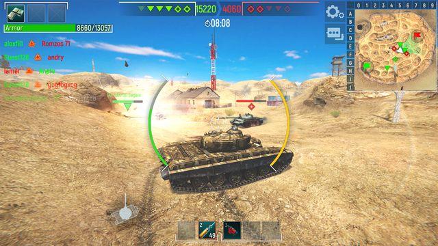 Tank Force screenshot