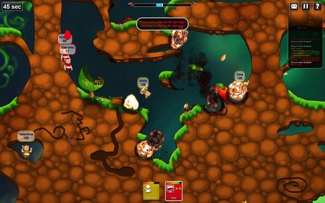 WAR Pig - Big Bang screenshot