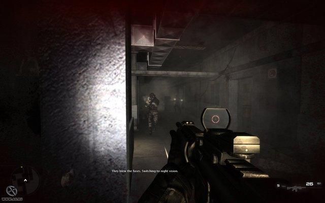 Code of Honor 3: Desperate Measures screenshot