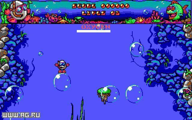 Bubble Dizzy screenshot