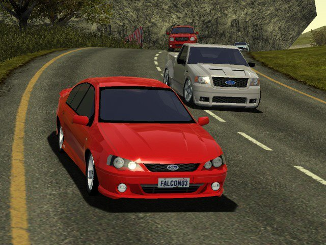 Ford Racing 3 screenshot