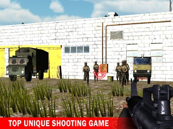 Elite Commando: Frontline war screenshot