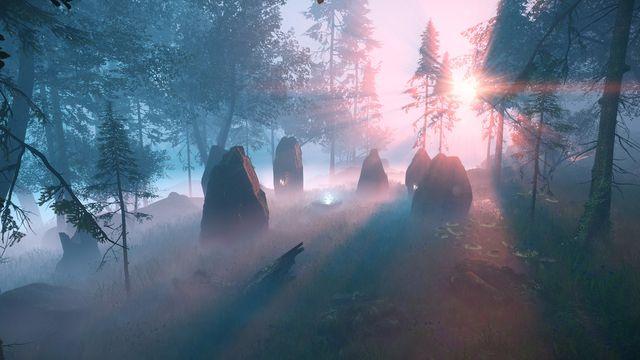 Aporia: Beyond The Valley screenshot