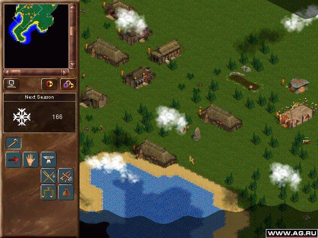 Saga: Rage of the Vikings screenshot