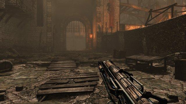 Painkiller: Hell & Damnation - The Clock Strikes Meat Night screenshot