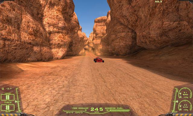 Jet Racing Extreme screenshot