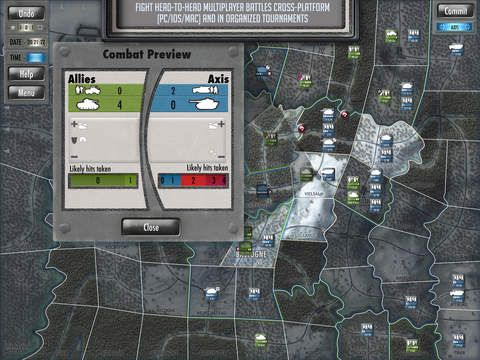 Battle of the Bulge screenshot