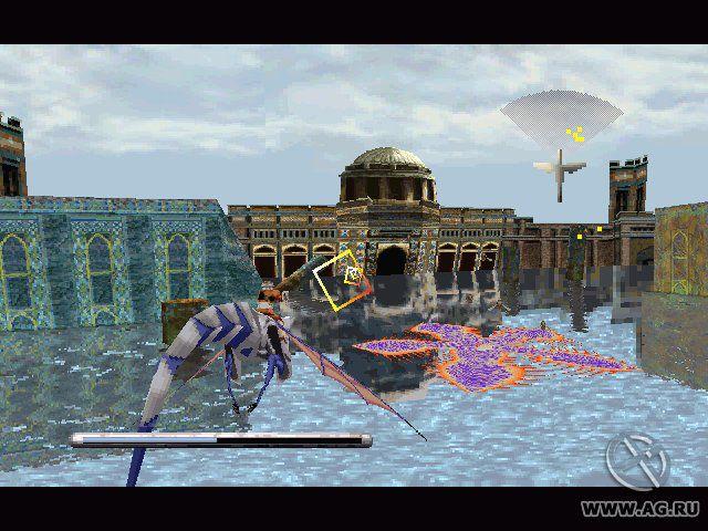 Panzer Dragoon (1997) screenshot