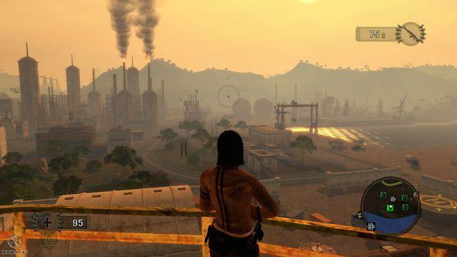 Mercenaries 2: World in Flames screenshot