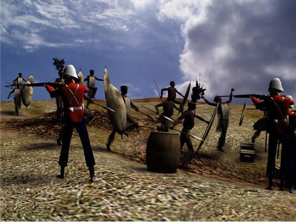 Zulu War screenshot