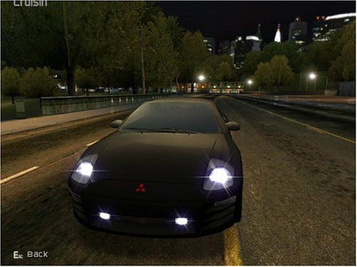 Street Racing Syndicate screenshot