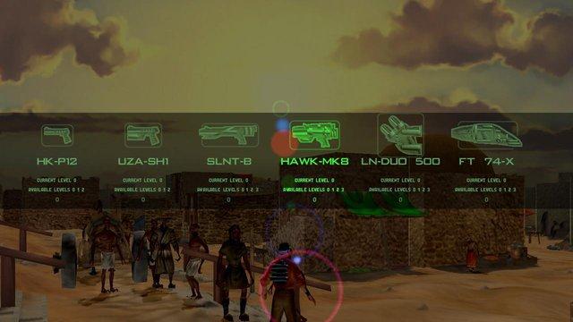 Outcast 1.1 screenshot