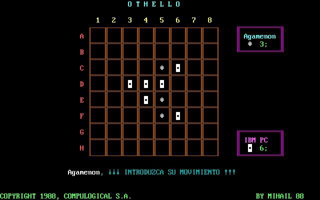 Othello (1986) screenshot