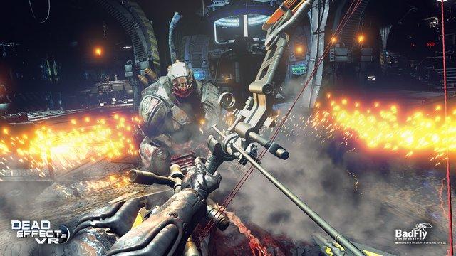 Dead Effect 2 VR screenshot