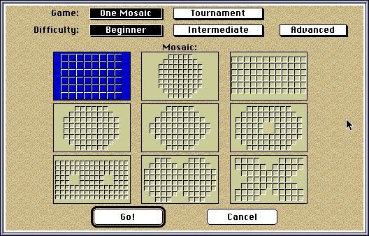 Tesserae (1990) screenshot