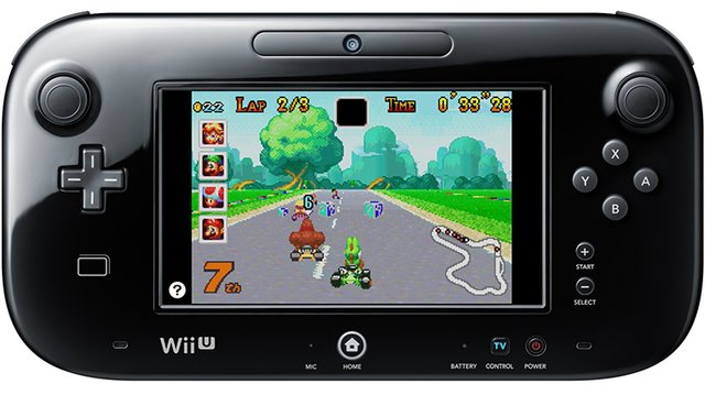Mario Kart: Super Circuit (2001) screenshot