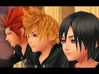 Kingdom Hearts 358/2 Days screenshot