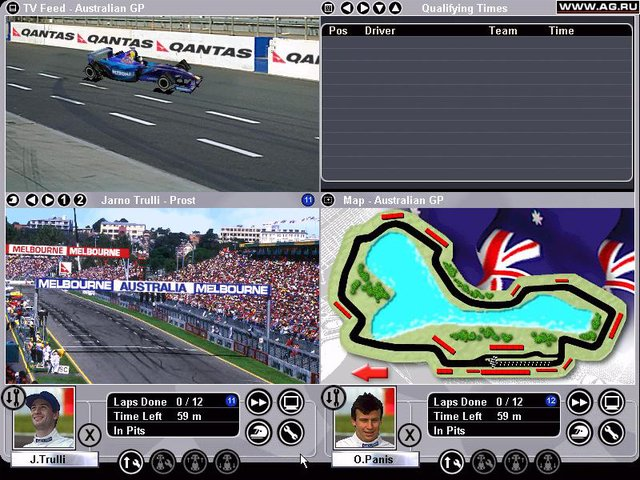 Grand Prix World screenshot