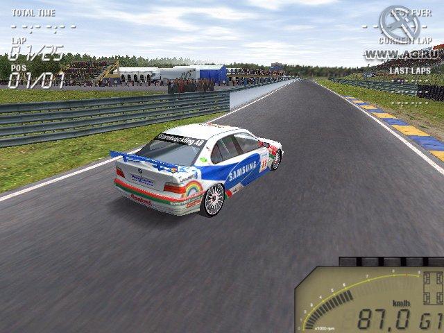 Swedish Touring Car Championship 2 screenshot
