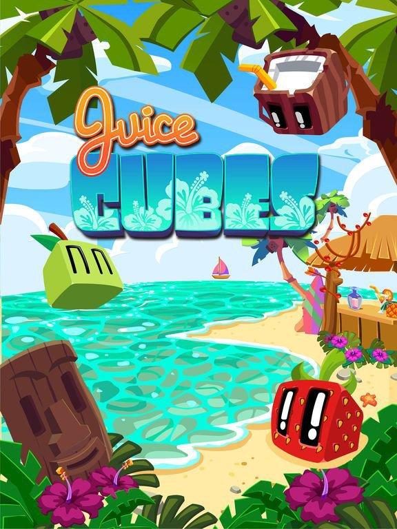 Juice Cubes screenshot