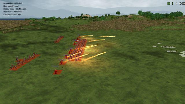 Dominions 5 - Warriors of the Faith screenshot